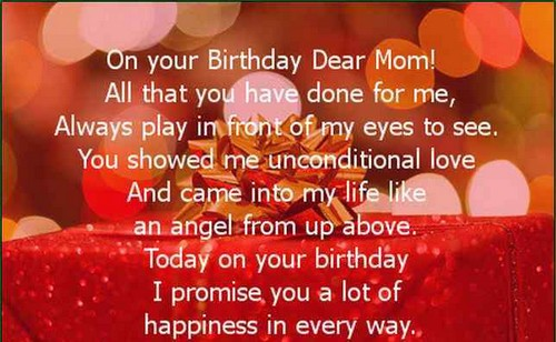The 85 Loving Happy Birthday Mom from Daughter – Birthday Greetings to My Mom
