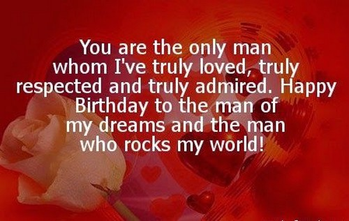 Happy Birthday Quotes For Boyfriend The 105 Cute Birthday Quotes For Boyfriend | WishesGreeting Happy Birthday Quotes For Boyfriend