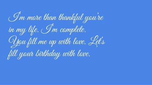 The 105 Cute Birthday Quotes For Boyfriend Wishesgreeting