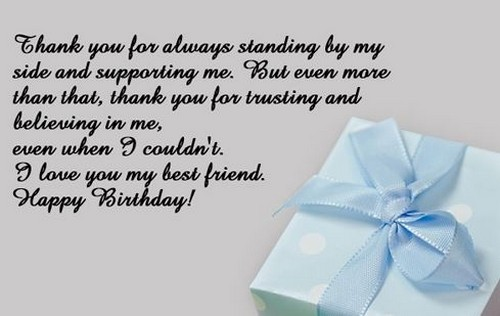 35 Birthday Wishes For Your Best Friend Wishesgreeting