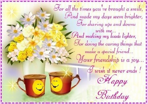 Happy Birthday Wishes For Best Friend5