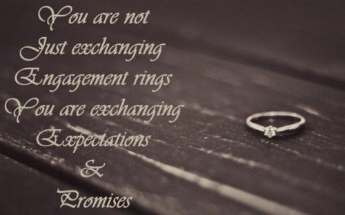 How Soon Can You Give Someone A Promise Ring