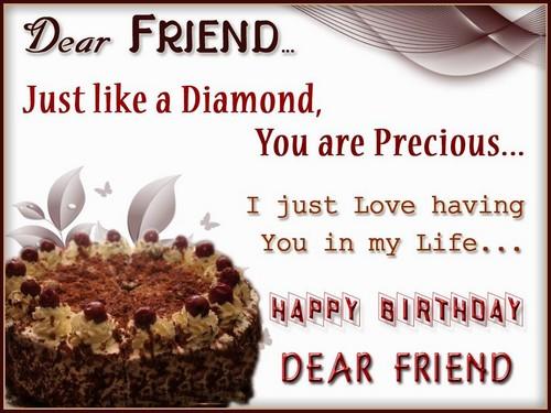 Happy Birthday Dear Friend - Top 85 Funny Birthday Wishes For Friend  Wishes...