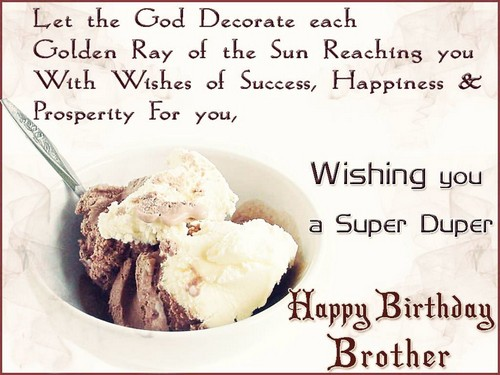 The 105 Happy Birthday Little Brother from Sister With Images – Happy Birthday Greetings to a Brother