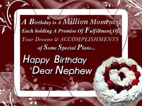 The 85 happy birthday wishes for nephew wishesgreeting happybirthdaywishesfornephew1 m4hsunfo