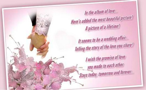 The 105 Wedding Wishes Quotes For Marriage Blessing