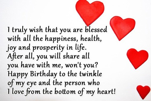 Best Birthday Wishes For Lover6
