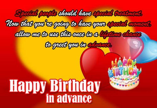 80 advance birthday greeting and wishes wishesgreeting advancebirthdaygreeting4 m4hsunfo