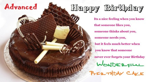 80 Advance Birthday Greeting And Wishes Wishesgreeting