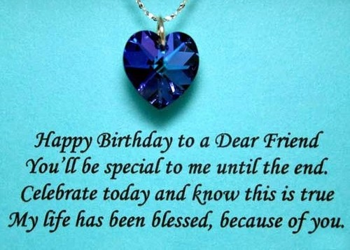 Image of: Sayings Birthdayquotesforfriend2 Happy Birthday To The Closest Friend Quote Ideas 105 Birthday Quotes And Wishes For Friend Wishesgreeting