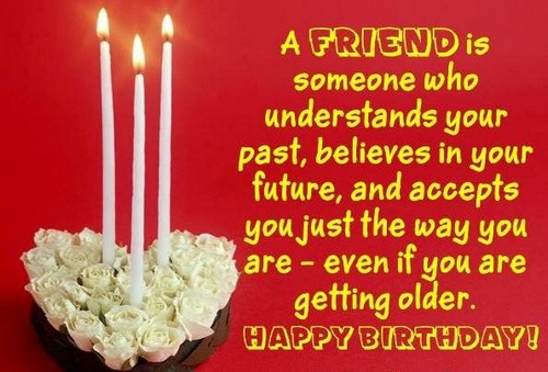 105 Birthday Quotes And Wishes For Friend Wishesgreeting