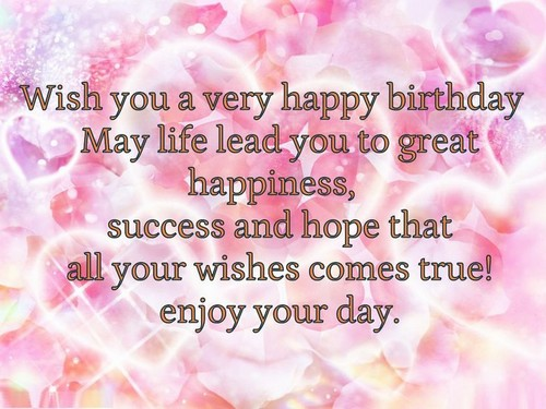 30 Sentimental Birthday Quotes Wishesgreeting