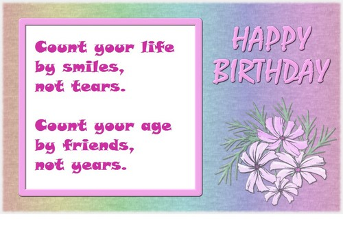 30 Simple Birthday Wishes For Friends Wishesgreeting