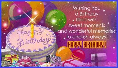 60 Wish You Happy Birthday With Heartfelt Messages Wish You A Happy Birthday