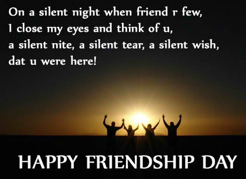 inspirational happy friendship day quotes wishesgreeting