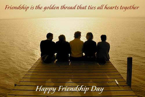 Friendship Day Quotes Fascinating Inspirational Happy Friendship Day Quotes WishesGreeting