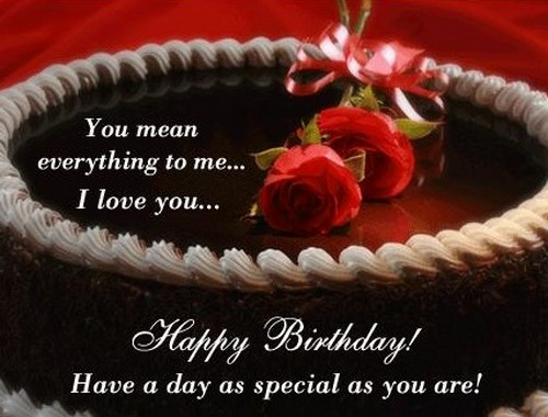 Birthday Wishes For Someone Special2