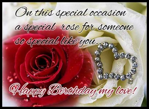 Birthday Wishes for Someone Special Inspirational Birthday – Special Birthday Greeting