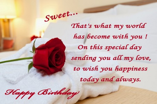 Birthday Wishes for Someone Special Inspirational Birthday – Birthday Greetings Love