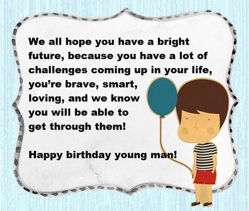 35 happy birthday young man wishesgreeting