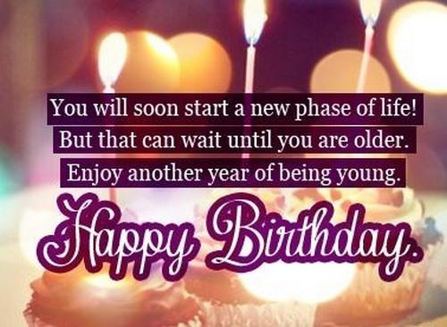 35+ Happy Birthday Young Man | WishesGreeting