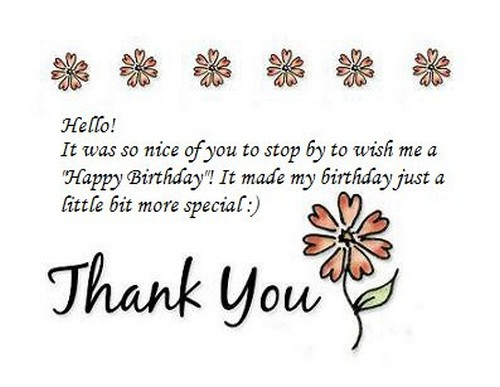 Reply To Birthday Wishes With Thank You Quotes And Answer To Happy Birthday Wishes