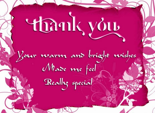 Reply to Birthday Wishes With Thank You Quotes and Messages – Birthday Greeting Reply