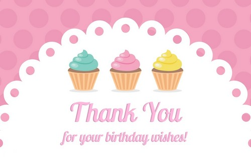 Reply to Birthday Wishes With Thank You Quotes and Messages – Birthday Greetings Thank You