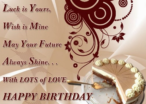 Birthday Messages For Special Someone1