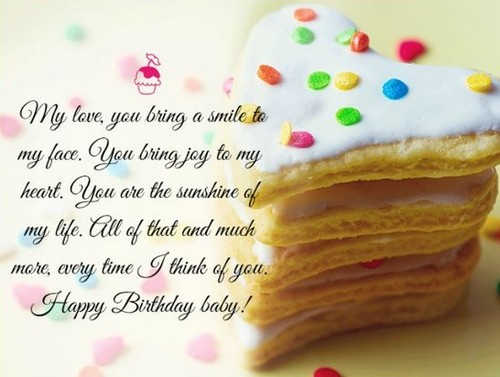 60 Romantic Birthday Messages Wishesgreeting