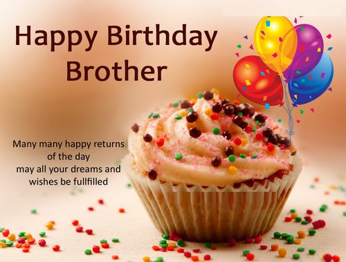 60 Cute Birthday SMS for Brother from the Heart – Birthday Sms Greetings