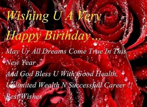 Happy Birthday Sms Wishes1