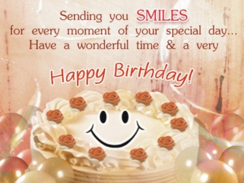 Happy Birthday Sms Wishes4