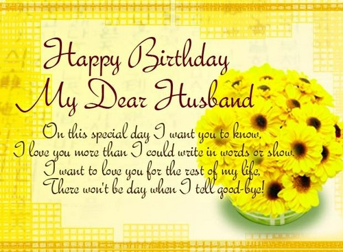 Birthday Sms For Husband2