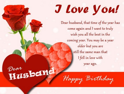Birthday Sms For Husband4
