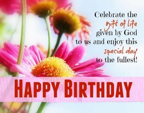 Happy Birthday Godmother Card: Happy Birthday Goddaughter