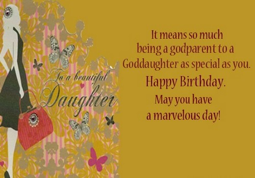 Happy birthday goddaughter wishesgreeting happybirthdaygoddaughter6 m4hsunfo