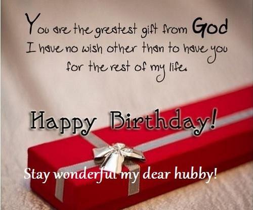 happy birthday to my wonderful husband wishesgreeting