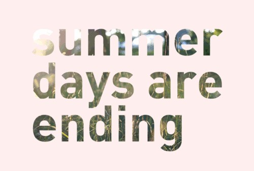 35 End Of Summer Quotes Wishesgreeting