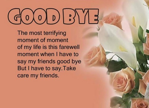 25 farewell messages wishesgreeting farewell image with goodbye quotes m4hsunfo
