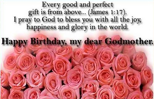 Birthday Wishes For Godmother Nicewishes Com: Happy Birthday Godmother Quotes And Messages