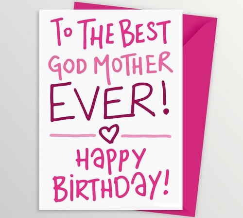 Happy Birthday Godmother Quotes And Messages Wishesgreeting