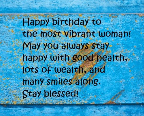 Happy Birthday Woman Quotes Wishesgreeting