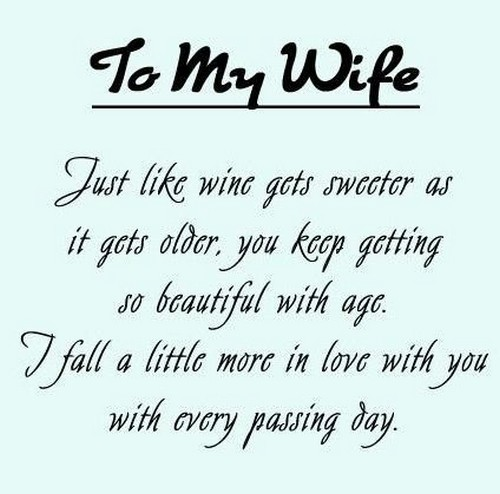 40 Love Quotes For Wife Wishesgreeting