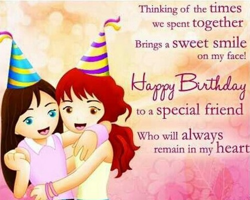 Birthday Wishes For Special Friend3