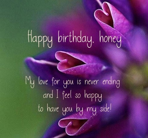 happy birthday image for her