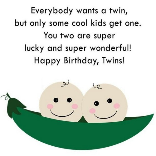 happy birthday twins images 40 Happy Birthday Twins Wishes and Quotes | WishesGreeting happy birthday twins images