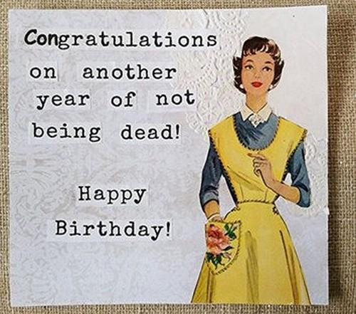 35 Sarcastic Birthday Wishes for Girlfriend Sister or Brother – Sarcastic Birthday Greetings