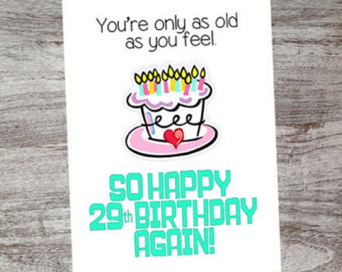 Happy 29th Birthday Quotes | WishesGreeting