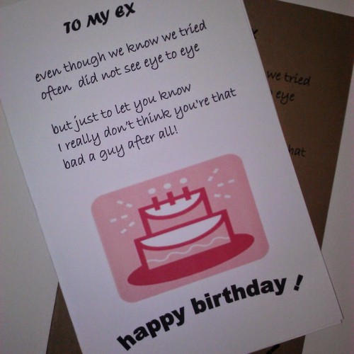 Boyfriend Birthday Sms: 45 Happy Birthday Ex Boyfriend Wishes